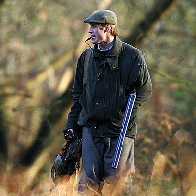 ROYAL HUNT photo | Prince William