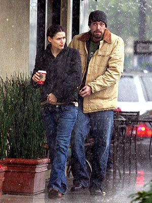 SATURATED STARS photo | Ben Affleck, Jennifer Garner