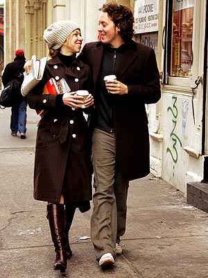 IN LOVE IN N.Y.C. photo | Chelsea Clinton, Ian Klaus