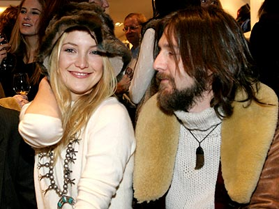 ASPEN ANNIVERSARY photo | Chris Robinson, Kate Hudson