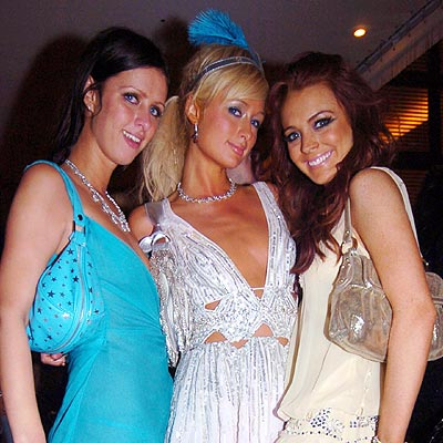 RALEIGH AROUND photo | Lindsay Lohan, Nicky Hilton, Paris Hilton