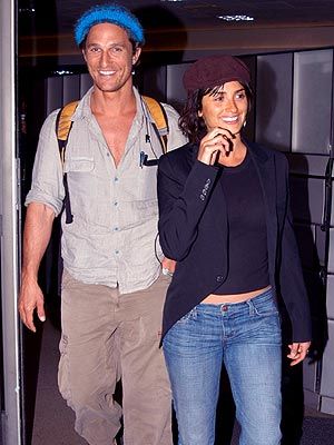 CAPPED OFF photo | Matthew McConaughey, Penelope Cruz
