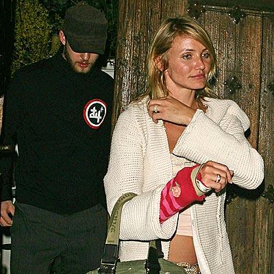 Cameron Diaz  Justin Timberlake on Has It       Star Tracks  Cameron Diaz  Justin Timberlake   People Com