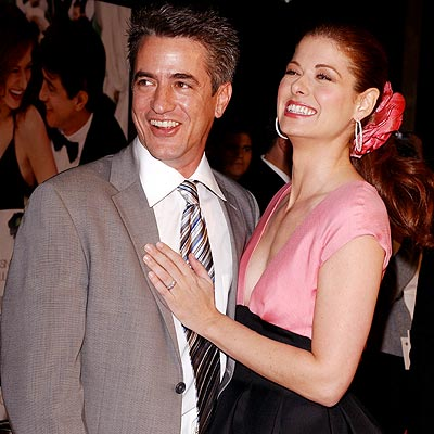 THEY DO  photo | Debra Messing, Dermot Mulroney