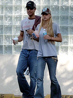 anna kournikova and enrique iglesias married. Cameron Diaz: Marriage