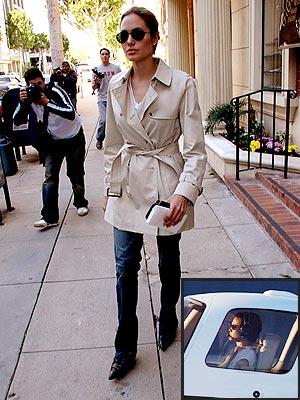 FLY GIRL photo | Angelina Jolie