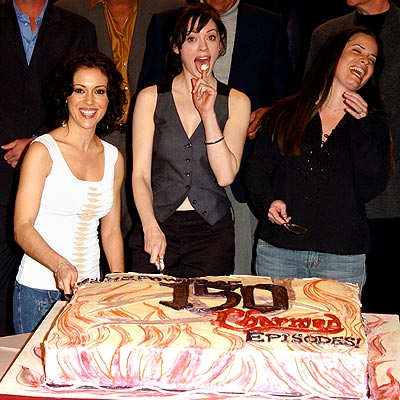 WITCHY WOMEN photo | Alyssa Milano, Holly Marie Combs, Rose McGowan