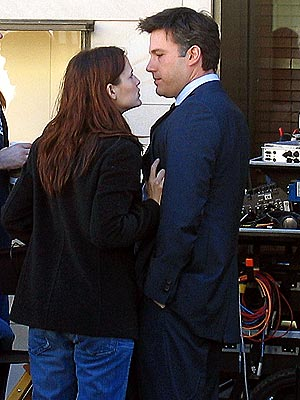 CHECKING IN photo | Ben Affleck, Jennifer Garner