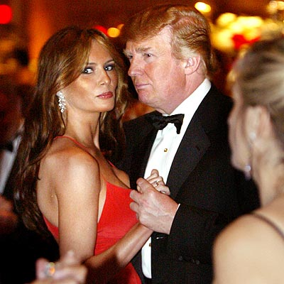 TWO TO TANGO photo | Donald Trump, Melania Trump