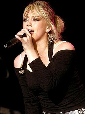 KIDDING AROUND photo | Hilary Duff