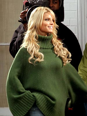 RAIN GEAR photo | Jessica Simpson