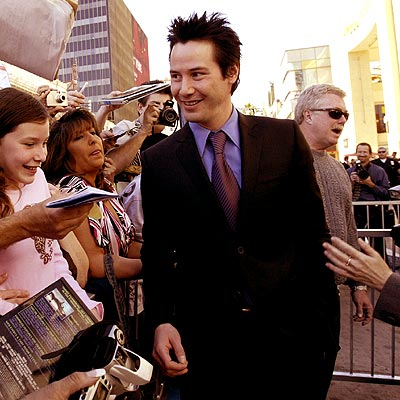 HE'S ELECTRIC photo | Keanu Reeves