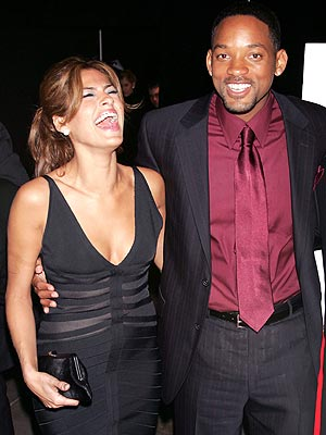 LADIES' MAN photo | Eva Mendes, Will Smith