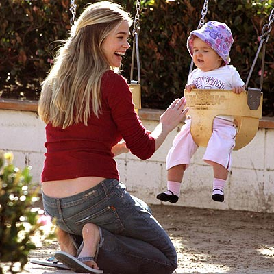BABY LOVE  photo | Denise Richards