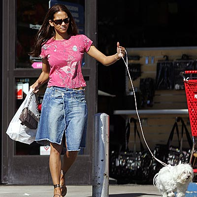 LUCKY DOG photo | Halle Berry