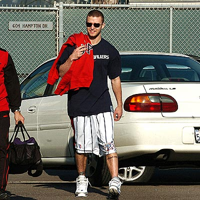 SHAPING UP photo | Justin Timberlake