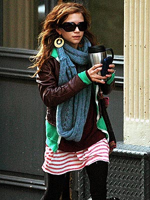 FASHION STUDENT  photo | Mary-Kate Olsen