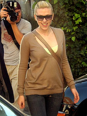 LUNCH DATE photo | Scarlett Johansson