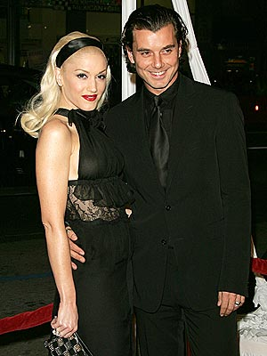 ACTING UP photo | Gavin Rossdale, Gwen Stefani