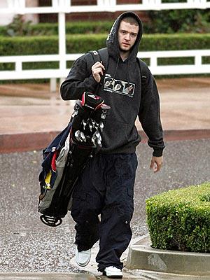 CADDY ON photo | Justin Timberlake