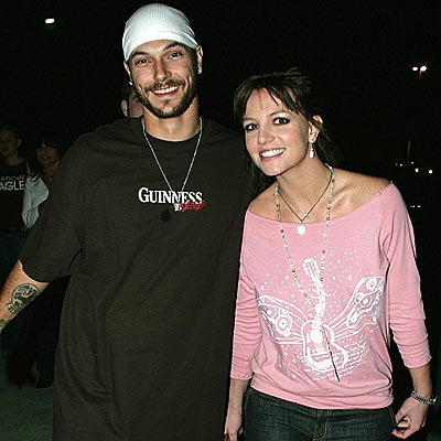 MOVIE DATE  photo | Britney Spears, Kevin Federline