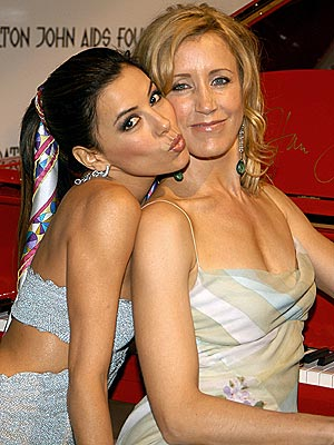BLOCK PARTY photo | Eva Longoria, Felicity Huffman