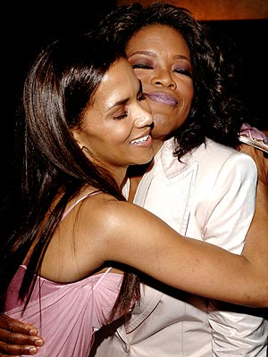 THE EYES HAVE IT photo | Halle Berry, Oprah Winfrey