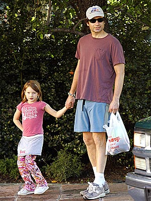 FATHER'S DAY photo | David Duchovny