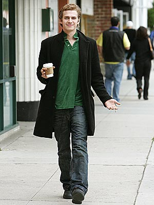 GOOD BREW photo | Hayden Christensen