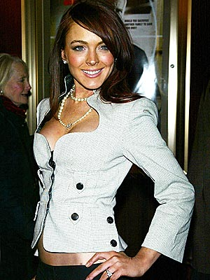 BADA BLING photo | Lindsay Lohan