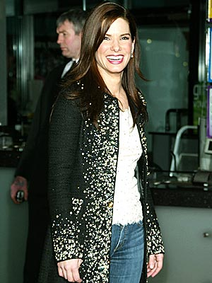 ALL SMILES photo | Sandra Bullock