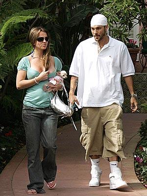 LITTLE FAMILY photo | Britney Spears, Kevin Federline