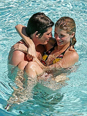 HOT WATER photo | Brandon Davis, Mischa Barton