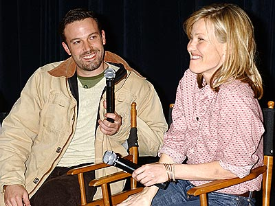 JERSEY TALK photo | Ben Affleck, Joey Lauren Adams