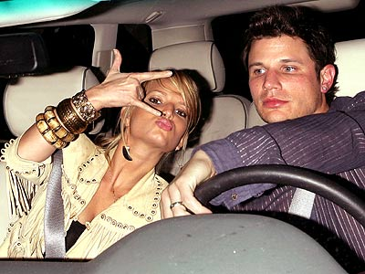 ROUGH RIDERS photo | Jessica Simpson, Nick Lachey
