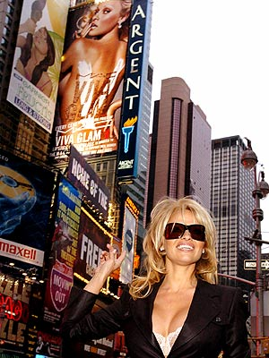 LARGER THAN LIFE photo | Pamela Anderson