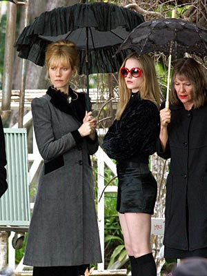 THREE LADIES photo | Evan Rachel Wood, Gwyneth Paltrow, Jill Clayburgh