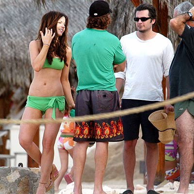 SECOND HONEYMOON photo | Kate Beckinsale, Len Wiseman