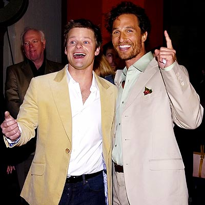 GRIN AND BEAR IT photo | Matthew McConaughey, Steve Zahn