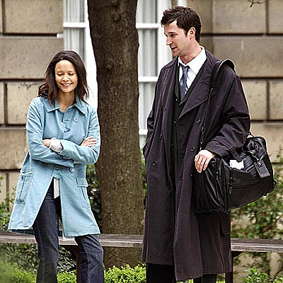THE LONG GOODBYE photo | Noah Wyle, Thandie Newton