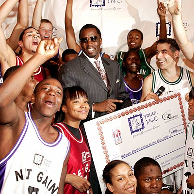 MVP AWARD photo | Sean \P. Diddy\ Combs