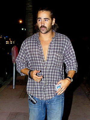 CLUB KID photo | Colin Farrell