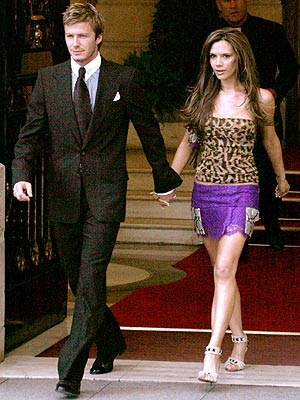 BON VOYAGE photo | David Beckham, Victoria Beckham