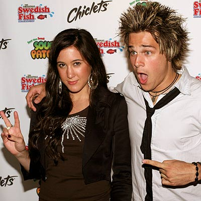 TWO TONED photo | Ryan Cabrera, Vanessa Carlton