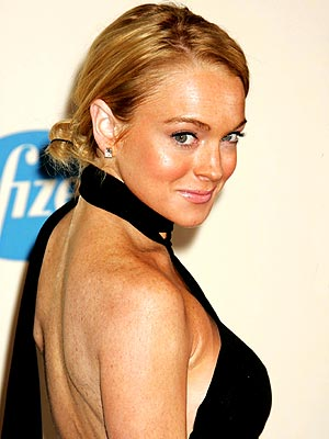 HEAD TURNER photo | Lindsay Lohan
