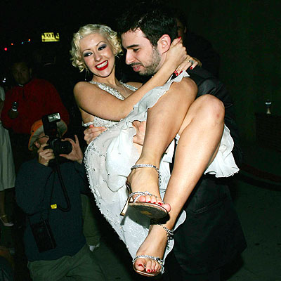 CARRIED AWAY photo | Christina Aguilera, Jordan Bratman