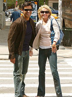 LIVE WITH MARK & KELLY photo | Kelly Ripa, Mark Consuelos