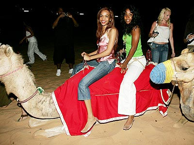 OVER THE HUMP photo | Kelly Rowland, Michelle Williams (Musician)