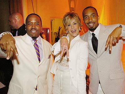 SHOWING SIGNS photo | Big Boi, Dallas Austin, Jane Fonda