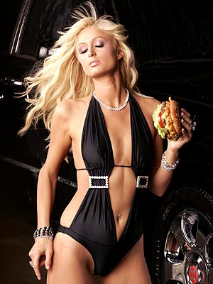 BURGER QUEEN photo | Paris Hilton